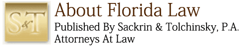 About Florida Law